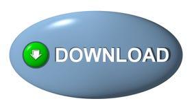 Tecla do Web do Download Fotos de Stock
