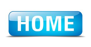 Tecla Home ilustração stock