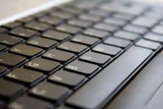 Teclado #2 de la computadora portátil foto de archivo