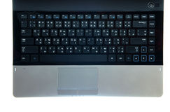 Teclado Foto de Stock Royalty Free