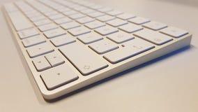 teclado de iMac Foto de Stock Royalty Free
