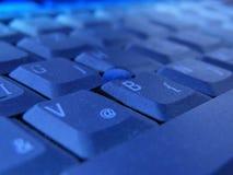 Teclado de ordenador Foto de archivo
