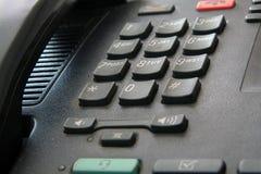 Teclado do telefone Imagens de Stock
