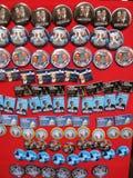 Teclas de Obama Imagens de Stock Royalty Free