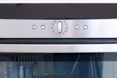 Teclas do forno da cozinha Fotos de Stock Royalty Free