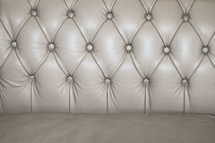 Teclas do sofá Fotografia de Stock