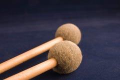 Teclee los palillos Fotografía de archivo libre de regalías