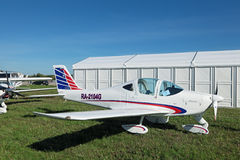 Tecnam P2002 Sierra Royalty Free Stock Photos