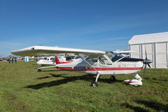 Tecnam P92 Stock Photo