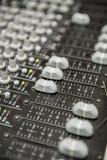 Tecnico del suono Immagini Stock