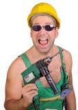 Tecnico di manutenzione Fotografie Stock