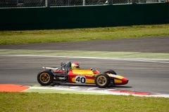 1969 Tecno-F3 1000cc Formulemindere in Monza Stock Foto's