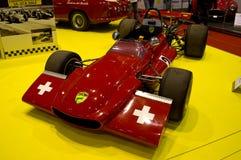Tecno 1970 Formel 2 Lizenzfreies Stockbild