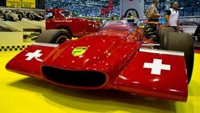 Tecno 1970 Formel 2 Lizenzfreies Stockfoto