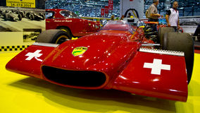 1970 Tecno Formel 2 Royalty Free Stock Photo