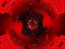 Tecnología abstracta libre illustration