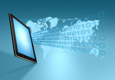 Tecnología de comunicación moderna