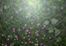 Tecnología de fibra óptica Fotos de archivo
