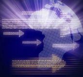 Tecnología de la información Imágenes de archivo libres de regalías