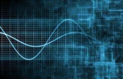 Tecnología de la información stock de ilustración