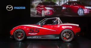 Tecnología del active del cielo de Mazda 55 Imagenes de archivo
