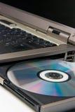 Tecnología del Cd de Dvd Imágenes de archivo libres de regalías