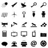 Tecnología del icono ilustración del vector
