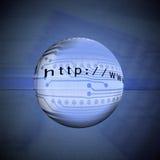 Tecnología del Internet Imágenes de archivo libres de regalías