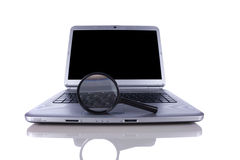 Tecnología del Search Engine Imágenes de archivo libres de regalías