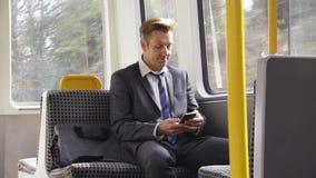 Tecnología en el tren