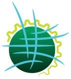 Tecnología global ilustración del vector