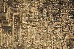 Tecnología retra fotografía de archivo