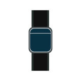 Tecnología usable del reloj elegante Imagenes de archivo