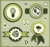 Tecnología verde Fotografía de archivo libre de regalías
