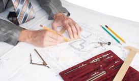 Tecnologías de diseño Foto de archivo libre de regalías