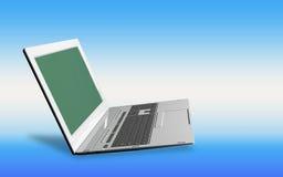 tecnologías de Internet del ordenador para el negocio global Fotografía de archivo libre de regalías