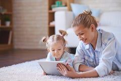 Tecnologías en casa Foto de archivo libre de regalías