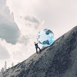 Tecnologías globales Fotografía de archivo