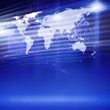 Tecnologías globales Foto de archivo libre de regalías