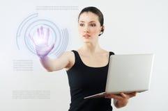 Tecnologías innovadoras Imágenes de archivo libres de regalías