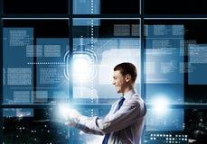Tecnologías innovadoras Imagen de archivo libre de regalías