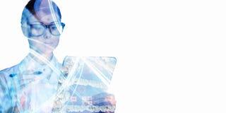 Tecnologías innovadoras para la ciencia y la medicina Imagen de archivo