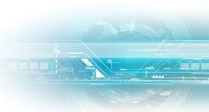Tecnologías secretas del mundo - detalle ilustración del vector