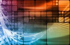 Tecnología de la ciencia Imagenes de archivo