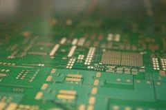 Tecnología de SMT Fotografía de archivo libre de regalías