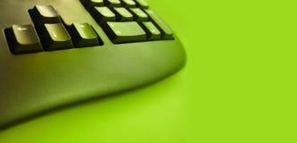 Tecnología del teclado Imagen de archivo