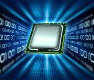 Tecnologia ilustração stock