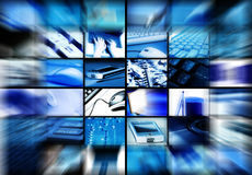 Tecnologia Imagens de Stock Royalty Free