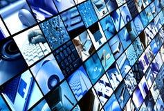 Tecnologia Foto de Stock