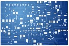 Tecnologia abstrata Imagens de Stock